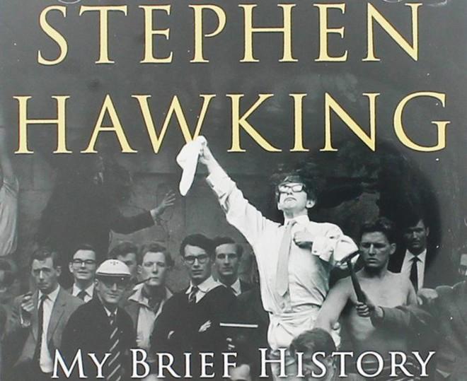 Bài phát biểu lay động trái tim của chính Stephen Hawking: Lược sử của tôi! - Ảnh 1.