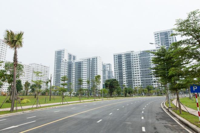 Căn hộ xanh mát, cạnh trung tâm thành phố cho những gia đình trẻ - Ảnh 1.
