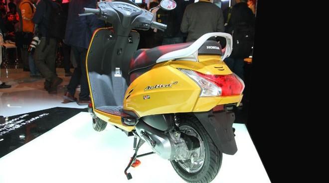 Cận cảnh mẫu Honda Activa 5G, chị em song sinh với Lead, giá chỉ 18 triệu đồng - Ảnh 3.