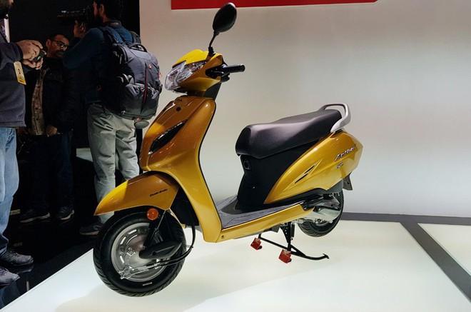 Cận cảnh mẫu Honda Activa 5G, chị em song sinh với Lead, giá chỉ 18 triệu đồng - Ảnh 4.
