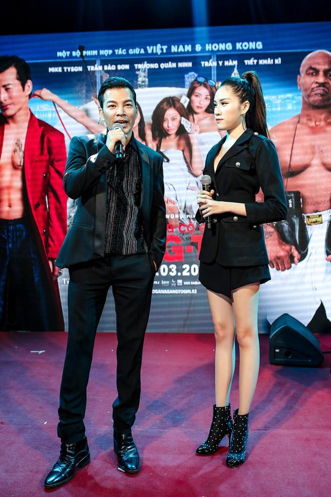 Trần Bảo Sơn bất ngờ vì sự xuất hiện của Trương Ngọc Ánh và con gái - ảnh 3