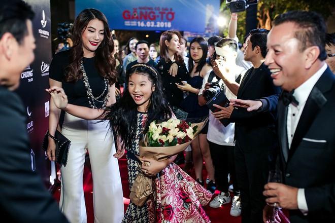 Trần Bảo Sơn bất ngờ vì sự xuất hiện của Trương Ngọc Ánh và con gái - ảnh 4