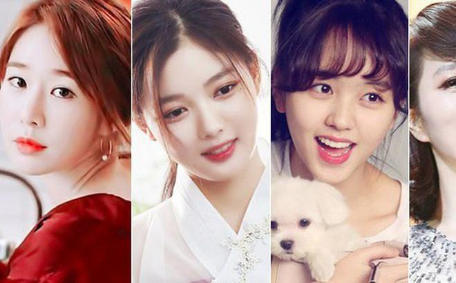 """7 mỹ nhân """"hoàn hảo"""" của làng phim Hàn: Cả diễn xuất, thần thái, sắc vóc đều miễn chê!"""