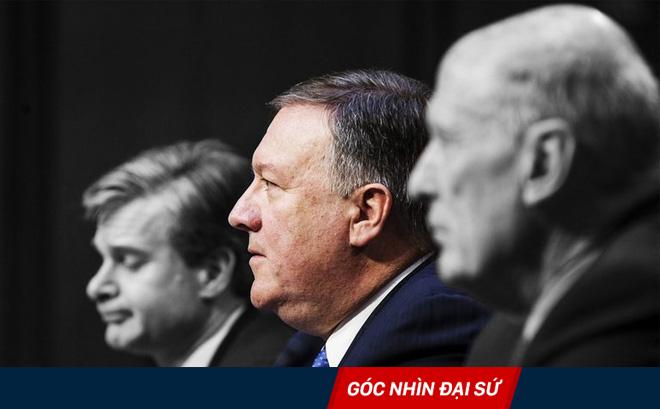 """Vụ sa thải ông Tillerson: Cơn """"địa chấn"""" trong Nhà Trắng sẽ tác động thế nào đến thế giới?"""
