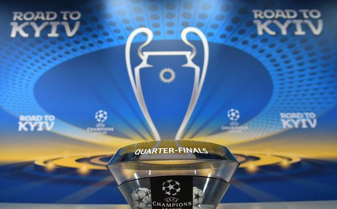 Tứ kết Champions League: Tái hiện chung kết năm ngoái, người Anh phải loại nhau