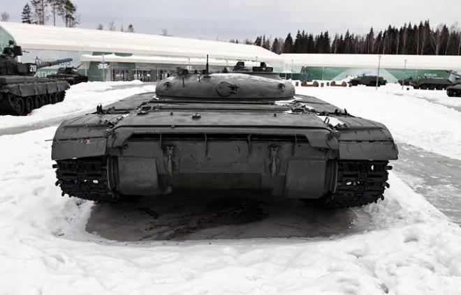 Số phận trớ trêu của mẫu xe tăng lùn bị Nga khai tử - Ảnh 2.