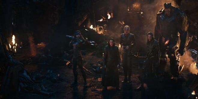 Trailer khủng phim siêu anh hùng Marvel hút 9 triệu lượt xem: 8 phân tích cần đọc ngay! - Ảnh 5.