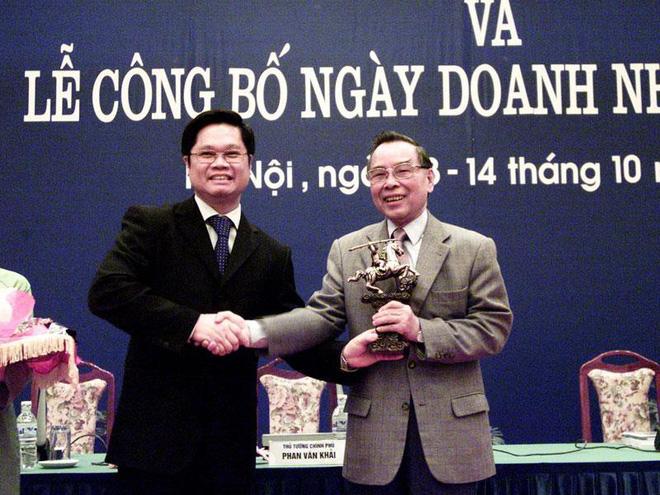 Chủ tịch VCCI Vũ Tiến Lộc: Cố Thủ tướng Phan Văn Khải - người trả lại tên cho cộng đồng doanh nhân Việt - Ảnh 1.