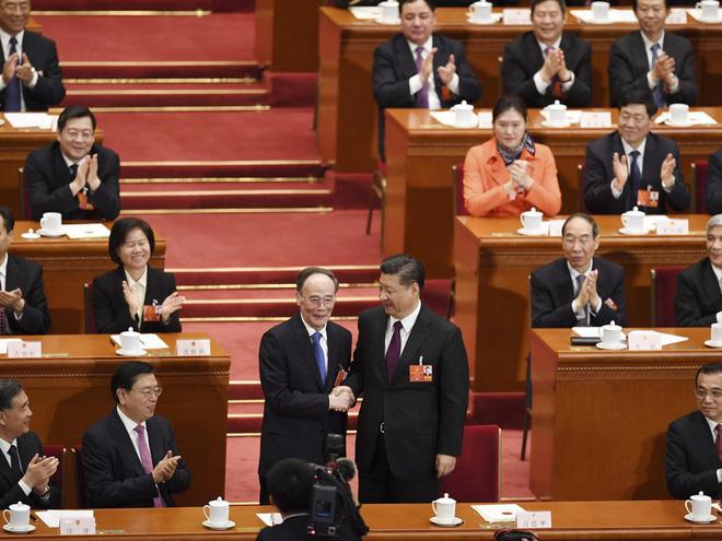 Đại biểu Trung Quốc rơi lệ khi ông Tập Cận Bình tuyên thệ nhậm chức Chủ tịch nước - Ảnh 9.