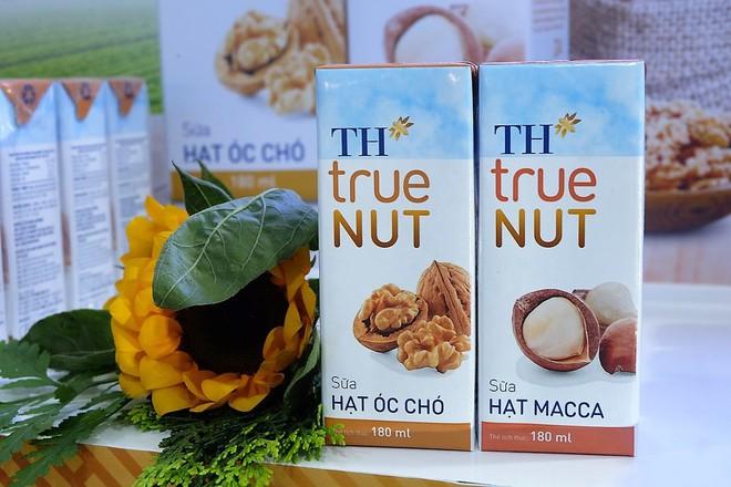 Tập đoàn TH chính thức ra mắt sữa TH true NUT hạt óc chó và TH true NUT hạt macca - Ảnh 3.