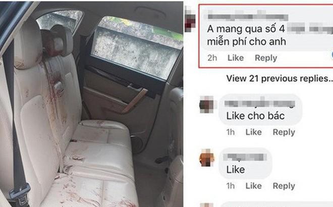 Sự tử tế tiếp nối chỉ trong một câu chuyện: Chở người bị thương đi cấp cứu đến nỗi máu dính đầy ghế, tài xế được người dân rửa xe miễn phí