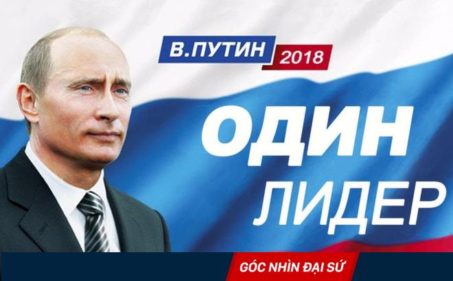 Tối nay, nước Nga sẽ có tân Tổng thống. Và đó là... Vladimir Putin?