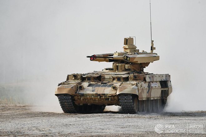 Nga chốt cấu hình sản xuất hàng loạt cho xe chiến đấu hỗ trợ tăng BMPT - Ảnh 3.