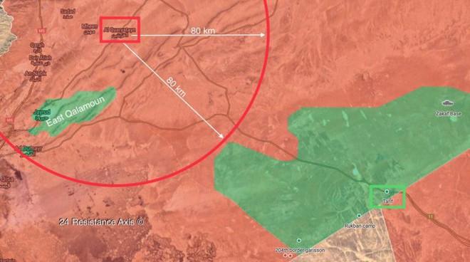 Nếu Mỹ dám mạo hiểm tấn công, Quân đội Syria sẽ thẳng tay đáp trả! - Ảnh 1.