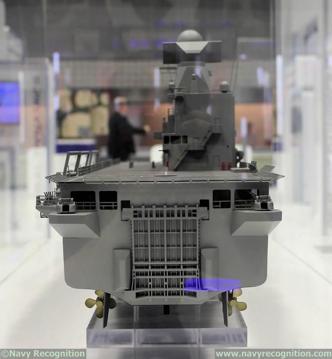Hết khoe máy bay chiến đấu, tên lửa khủng, Qatar gây bất ngờ với chiến hạm xịn hết cỡ - Ảnh 4.