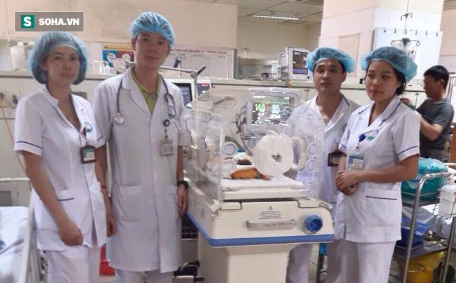 Bị truy tố, bác sĩ Hoàng Công Lương vẫn mệt mài làm việc, cứu người