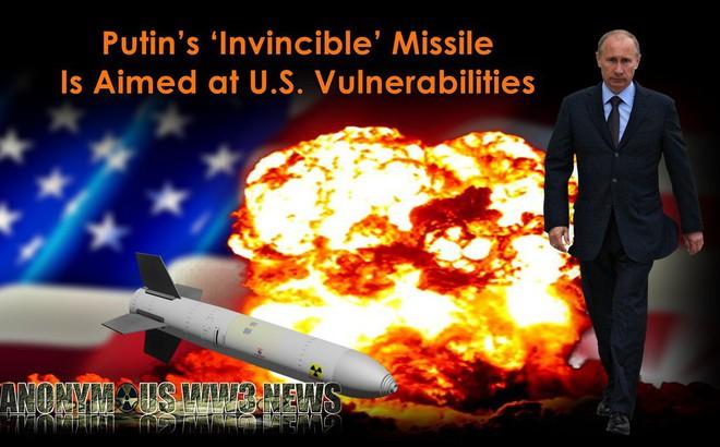 """Phương thức """"khác thường"""" giúp Mỹ hạ gục loạt vũ khí bất khả chiến bại mới của TT Putin"""