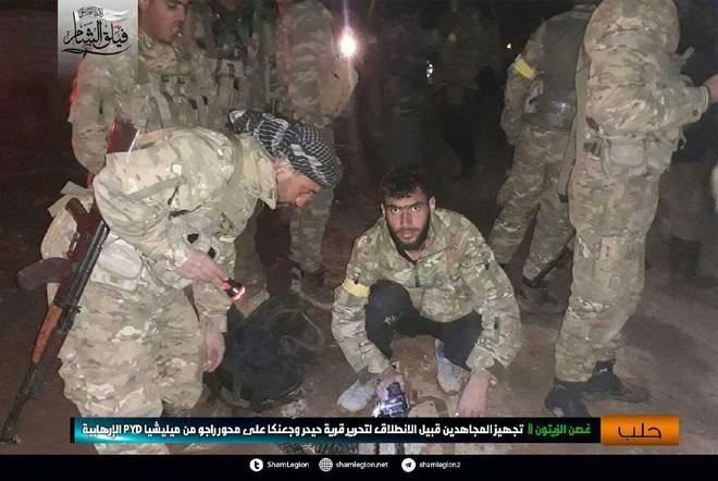 Afrin: Trực thăng Thổ Nhĩ Kỳ trúng đạn của người Kurd, thoát nạn trong đường tơ kẽ tóc - ảnh 1