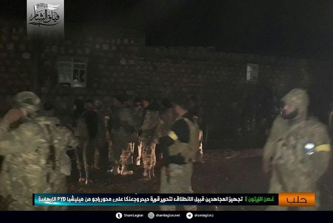 Afrin: Trực thăng Thổ Nhĩ Kỳ trúng đạn của người Kurd, thoát nạn trong đường tơ kẽ tóc - ảnh 4