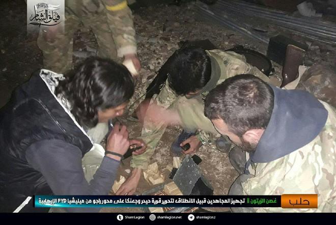 Afrin: Trực thăng Thổ Nhĩ Kỳ trúng đạn của người Kurd, thoát nạn trong đường tơ kẽ tóc - ảnh 5