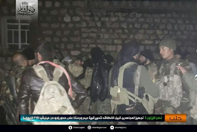 Afrin: Trực thăng Thổ Nhĩ Kỳ trúng đạn của người Kurd, thoát nạn trong đường tơ kẽ tóc - ảnh 6