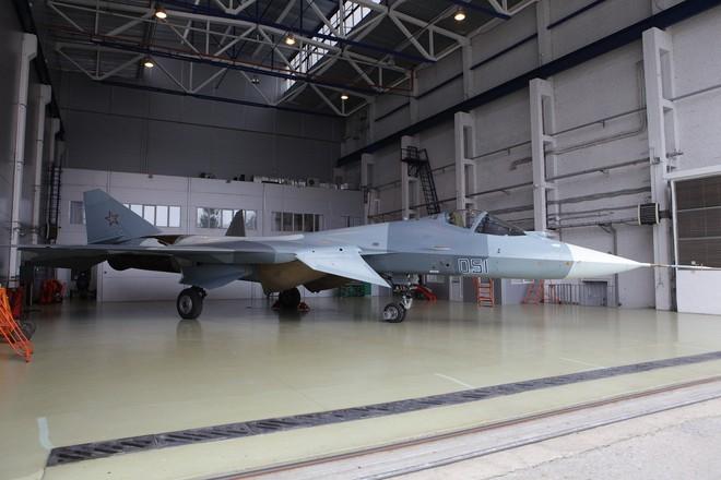 Su-57 bộc lộ điểm yếu đầu tiên trong quá trình triển khai tại Syria? - Ảnh 1.