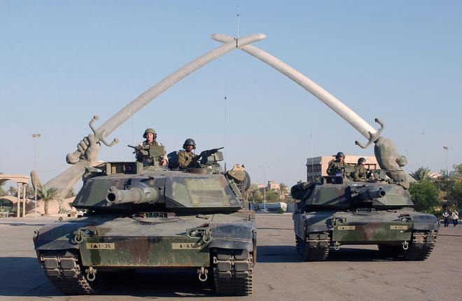 Ký ức ngày cuối trước khi Mỹ tấn công Iraq: Chúng tôi chào lá cờ Tổ quốc trên nóc ĐSQ rồi ra đi... - Ảnh 6.