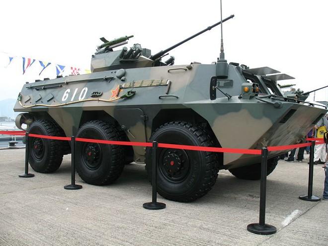 """Trung Quốc sẽ """"biếu không"""" Campuchia xe thiết giáp biến thể mới nhất? - Ảnh 1."""