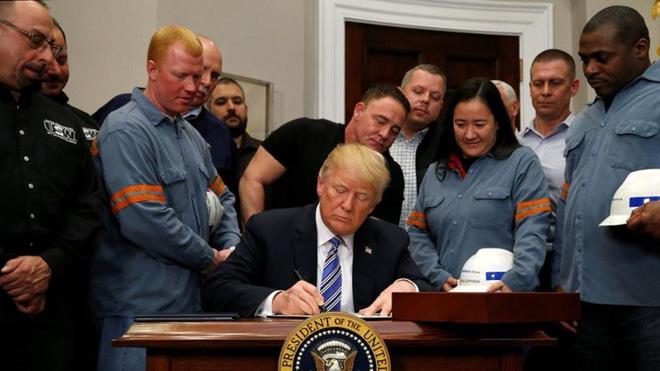 Áp thuế giải cứu ngành thép: Nỗ lực vô vọng và sai lầm nghiêm trọng của ông Trump - Ảnh 8.