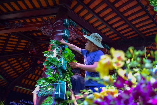 Cận cảnh nơi yên nghỉ của cố Thủ tướng Phan Văn Khải bên cạnh mộ phần người vợ - Ảnh 11.