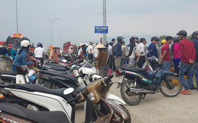 Nữ Việt kiều về quê ăn Tết rồi nhảy cầu tự tử