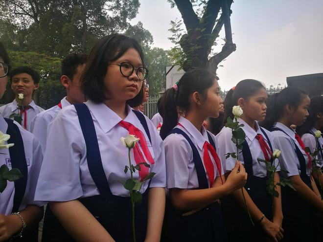 Bắt đầu di quan thi hài cố Thủ tướng Phan Văn Khải về đất mẹ Củ Chi - Ảnh 3.