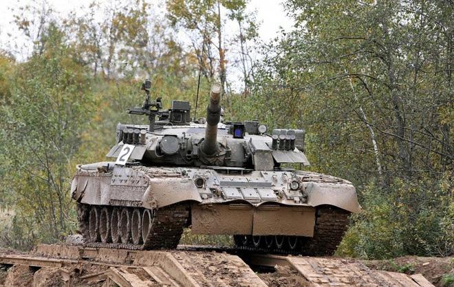 Xe tăng T-80: Niềm kiêu hãnh của Nga bị hủy hoại chỉ vì một cuộc chiến - Ảnh 1.