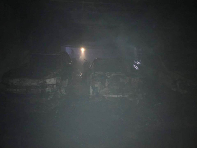 Hiện trường vụ cháy chung cư cao cấp khiến 13 người tử vong, 14 bị thương ở Sài Gòn - Ảnh 9.
