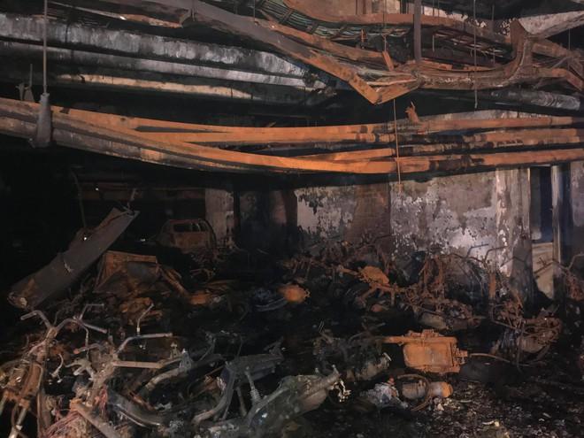 Vì sao chưa khởi tố vụ cháy chung cư Carina khiến 13 người chết? - Ảnh 2.