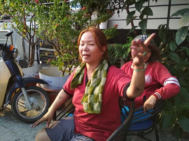 Hiện trường vụ cháy chung cư cao cấp khiến 13 người tử vong, 14 bị thương ở Sài Gòn - Ảnh 14.