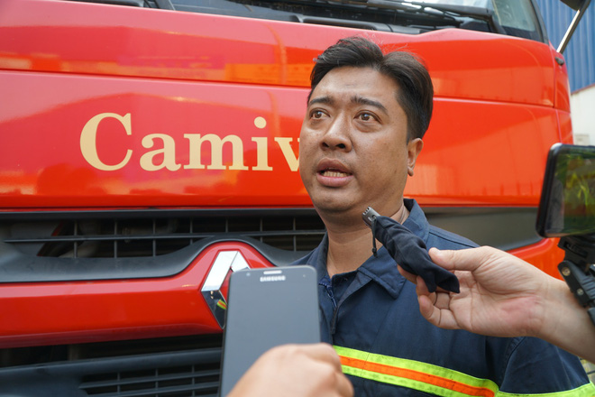 Vụ cháy làm 13 người chết: Cảnh sát PCCC cứu sống hàng trăm người trong chung cư Carina - Ảnh 4.