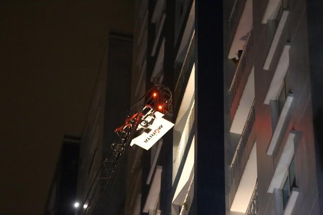 Cư dân Carina Plaza chưa bao giờ được hướng dẫn an toàn cháy nổ? 1