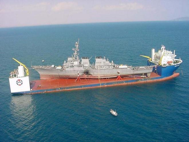Tàu chở hàng siêu trọng trường - điều ít người biết - Ảnh 7.