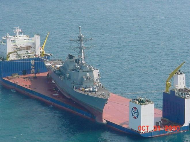 Tàu chở hàng siêu trọng trường - điều ít người biết - Ảnh 8.