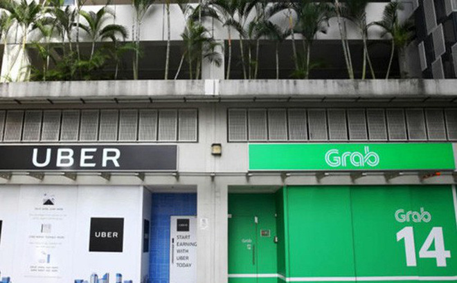 Toàn bộ Uber và Uber Eats khu vực Đông Nam Á chính thức bán cho Grab để đổi lấy gần 30% cổ phần