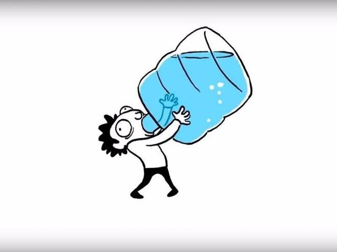 Những sai lầm khi uống nước vào mùa hè - Ảnh 2.