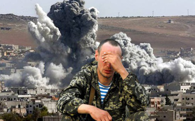 Nga đã bị rơi vào bẫy, chính thức sa lầy tại Syria?
