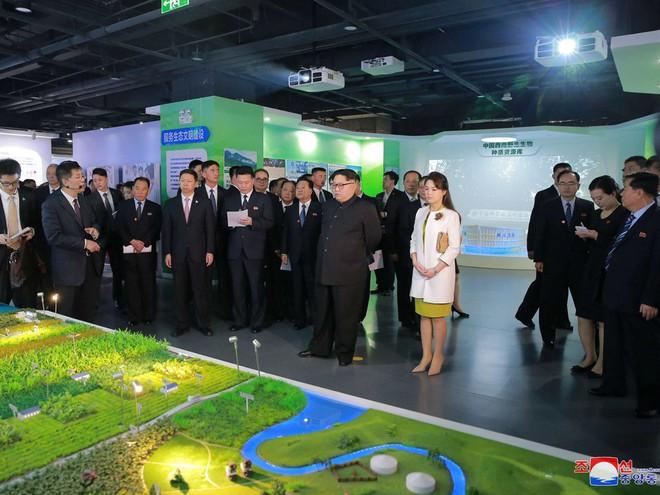 KCNA công bố loạt ảnh mãn nhãn về chuyến thăm Trung Quốc của nhà lãnh đạo Kim Jong-un - Ảnh 18.