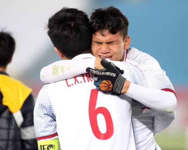 Sao U23 Việt Nam và sinh nhật tuyệt vời trên đất Jordan - Ảnh 1.