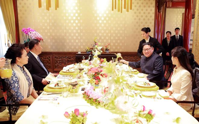 Tổng thống Trump nóng lòng muốn gặp ông Kim Jong-un sau hội đàm Kim-Tập 1
