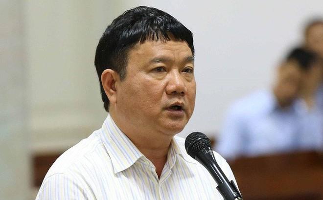Ông Đinh La Thăng phải bồi thường 600 tỷ đồng