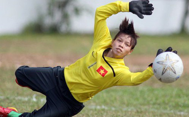 AFC hết lời khen ngợi thủ môn Việt Nam trước
