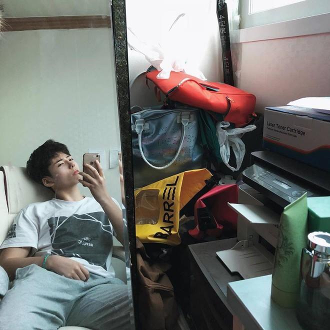 Chàng trai với gương mặt giống hệt Park Bo Gum, đến fan ruột còn tưởng đây là thần tượng thời trẻ - Ảnh 11.