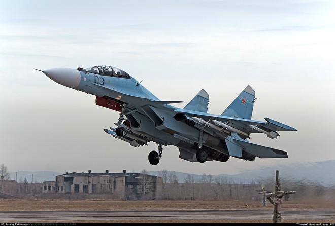 Việt Nam có nên sử dụng cả Su-30SM lẫn Su-35S như Không quân Nga? - Ảnh 1.